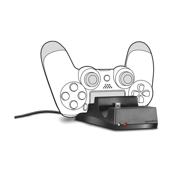 Nabíjaèka Speedlink Jazz USB Charger pre PS4