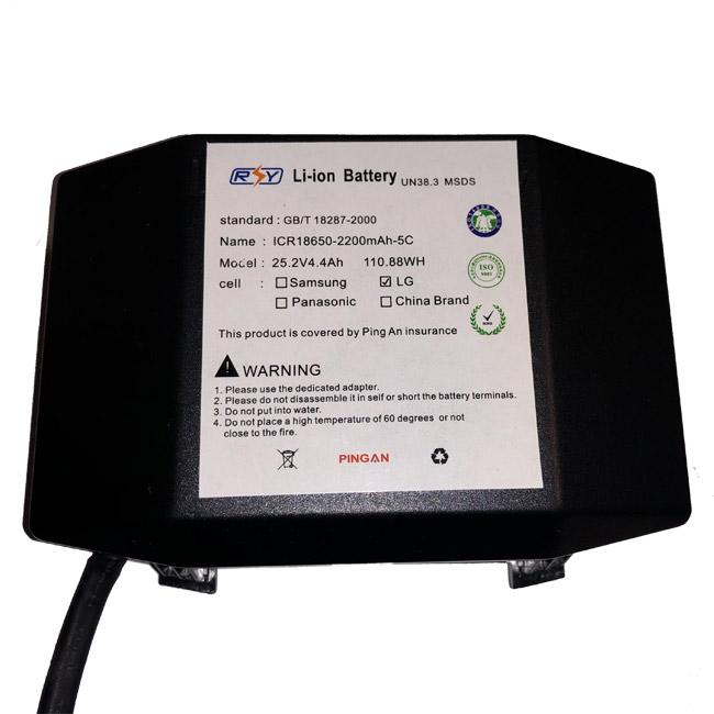 Náhradná batéria LG do hoverboardu
