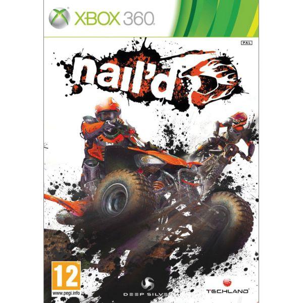 Nail'd XBOX 360