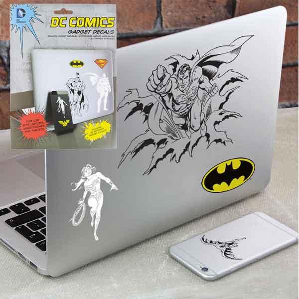 Nálepky DC Comics