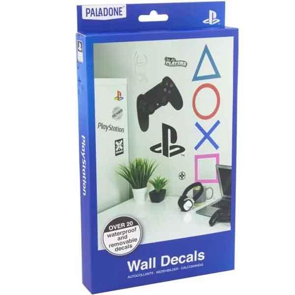 Nálepky Playstation Wall Decals
