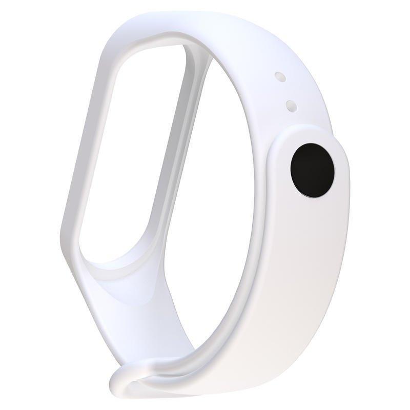 Biely náramok pre Xiaomi MiBand 3/4