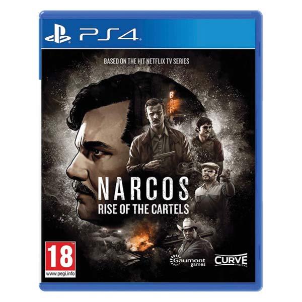 Narcos: Rise of the Cartels [PS4] - BAZÁR (použitý tovar)