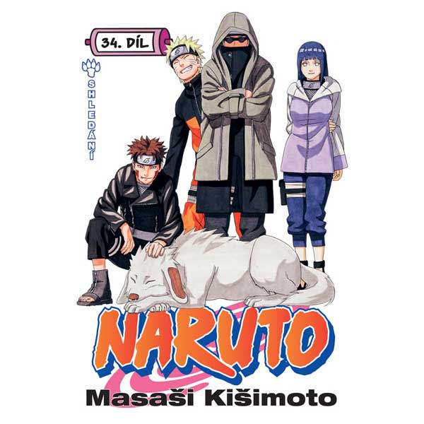 Naruto 34 - Shledání komiks