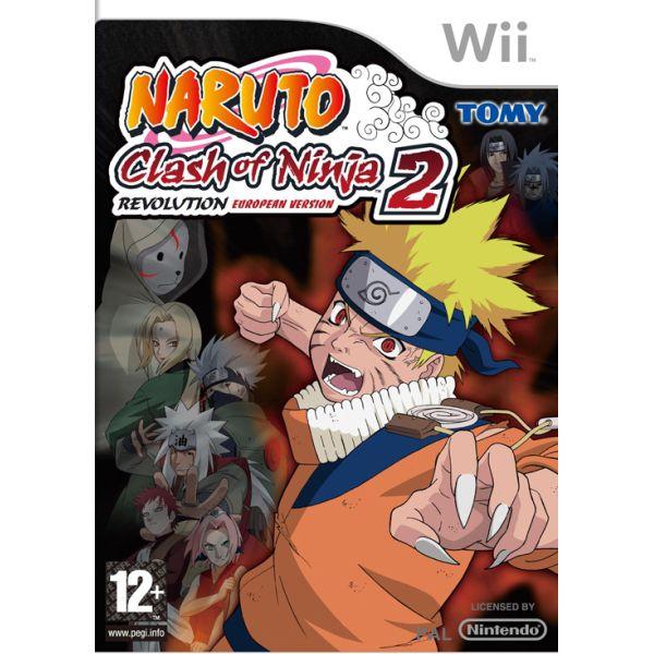 Naruto: Clash of Ninja Revolution 2 Wii