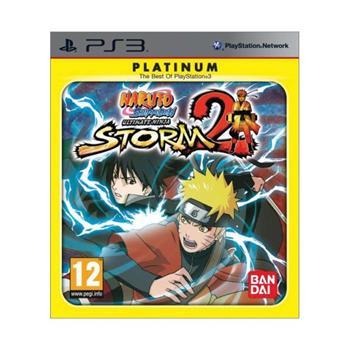 Naruto Shippuden: Ultimate Ninja Storm 2 [PS3] - BAZÁR (použitý tovar)