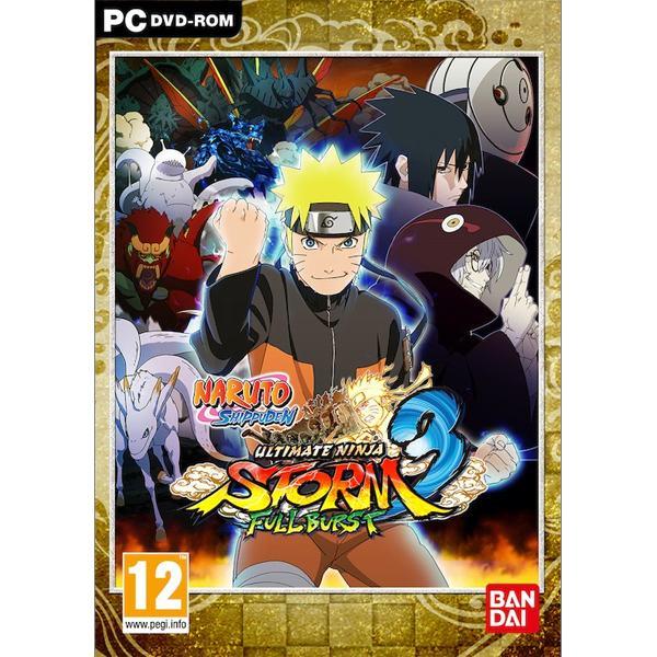 Naruto Shippuden Ultimate Ninja Storm 3: Full Burst