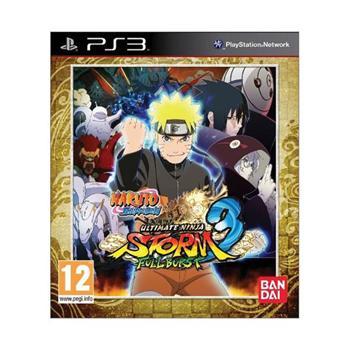 Naruto Shippuden Ultimate Ninja Storm 3: Full Burst [PS3] - BAZÁR (použitý tovar)