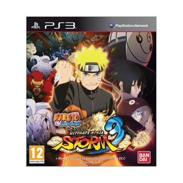 Naruto Shippuden: Ultimate Ninja Storm 3 [PS3] - BAZÁR (použitý tovar)