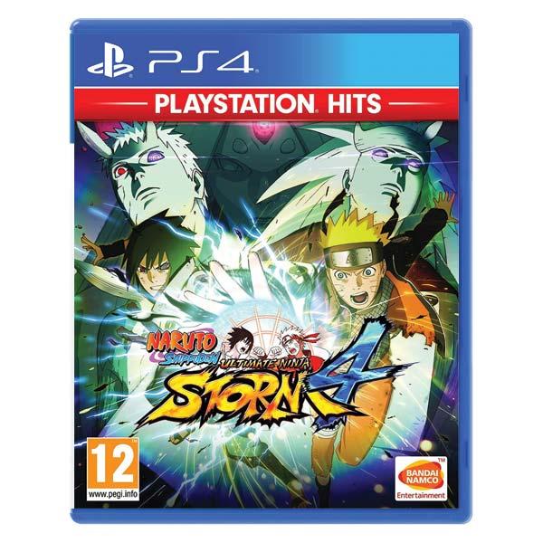 Naruto Shippuden: Ultimate Ninja Storm 4 [PS4] - BAZÁR (použitý tovar)