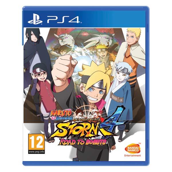 Naruto Shippuden Ultimate Ninja Storm 4: Road to Boruto [PS4] - BAZÁR (použitý tovar)