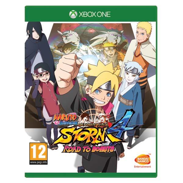 Naruto Shippuden Ultimate Ninja Storm 4: Road to Boruto [XBOX ONE] - BAZÁR (použitý tovar)