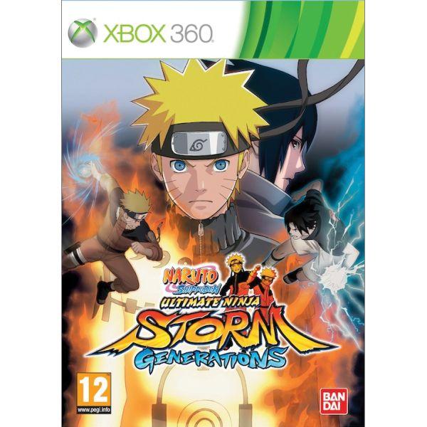 Naruto Shippuden: Ultimate Ninja Storm Generations [XBOX 360] - BAZÁR (použitý tovar)
