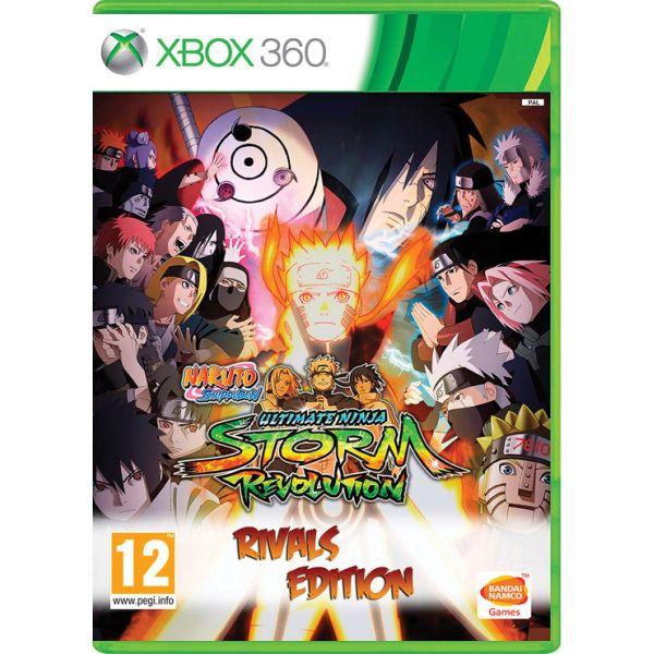 Naruto Shippuden: Ultimate Ninja Storm Revolution (Rivals Edition)