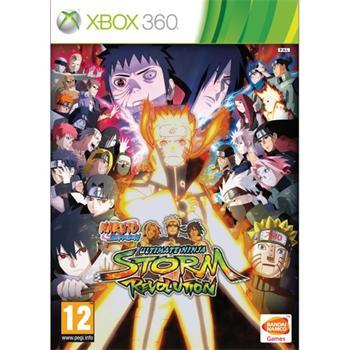Naruto Shippuden: Ultimate Ninja Storm Revolution [XBOX 360] - BAZÁR (použitý tovar)