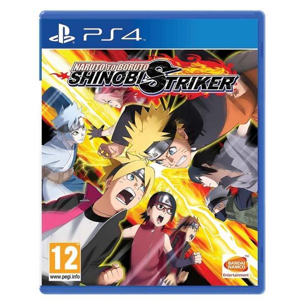 Naruto to Boruto: Shinobi Striker [PS4] - BAZÁR (použitý tovar)