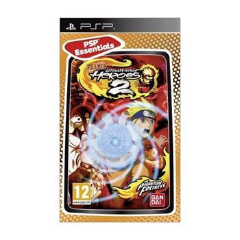 Naruto Ultimate Ninja Heroes 2: The Phantom Fortress-PSP - BAZÁR (použitý tovar)
