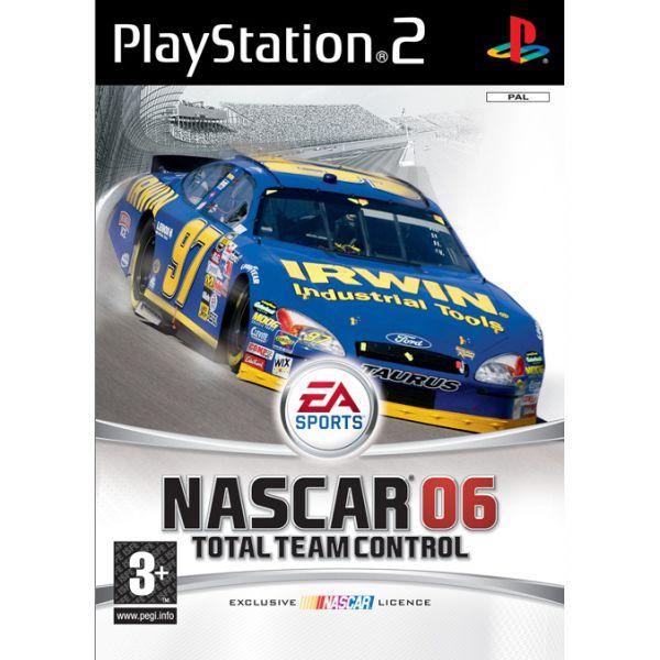 NASCAR 06: Total Team Control [PS2] - BAZÁR (použitý tovar)