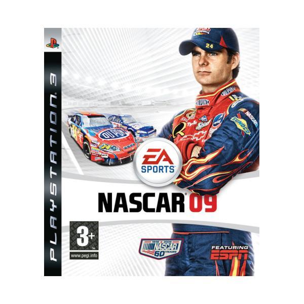 NASCAR 09 [PS3] - BAZÁR (použitý tovar)