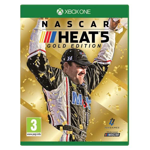 NASCAR: Heat 5 (Gold Edition) XBOX ONE