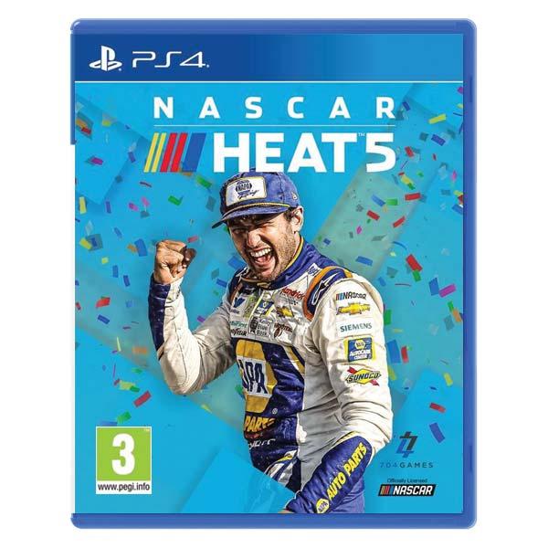 NASCAR: Heat 5