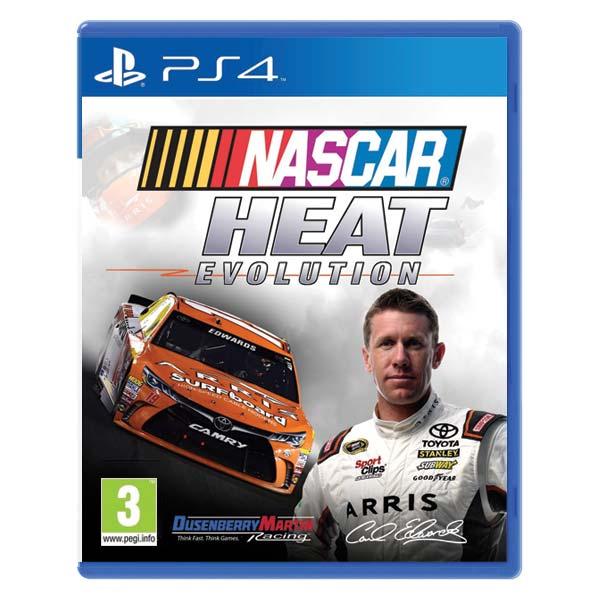 NASCAR: Heat Evolution [PS4] - BAZÁR (použitý tovar)