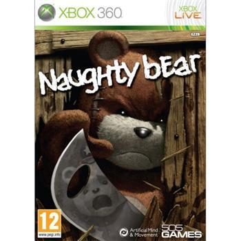 Naughty Bear [XBOX 360] - BAZÁR (použitý tovar)