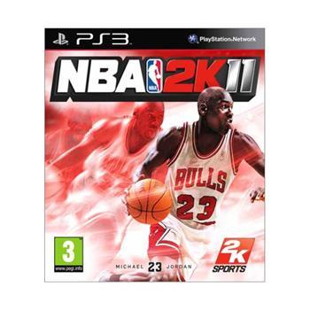 NBA 2K11 [PS3] - BAZÁR (použitý tovar)