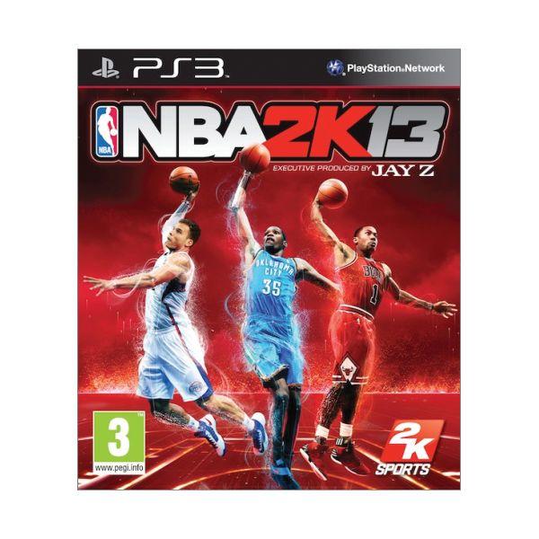NBA 2K13 [PS3] - BAZÁR (použitý tovar)
