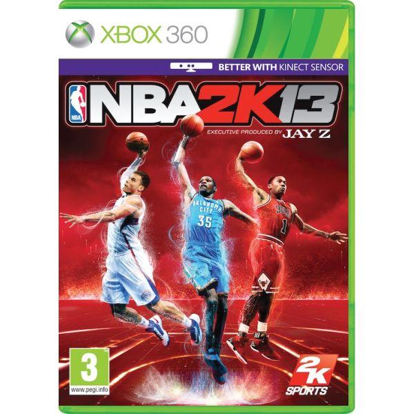 NBA 2K13 [XBOX 360] - BAZÁR (použitý tovar)