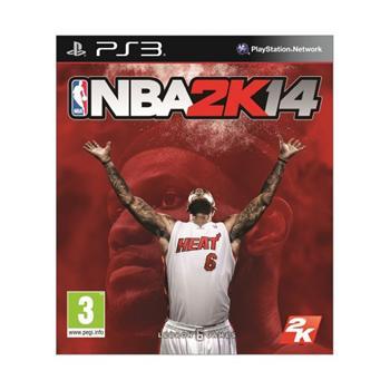 NBA 2K14 [PS3] - BAZÁR (použitý tovar)