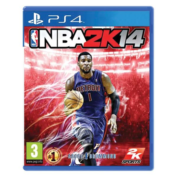 NBA 2K14 [PS4] - BAZÁR (použitý tovar)