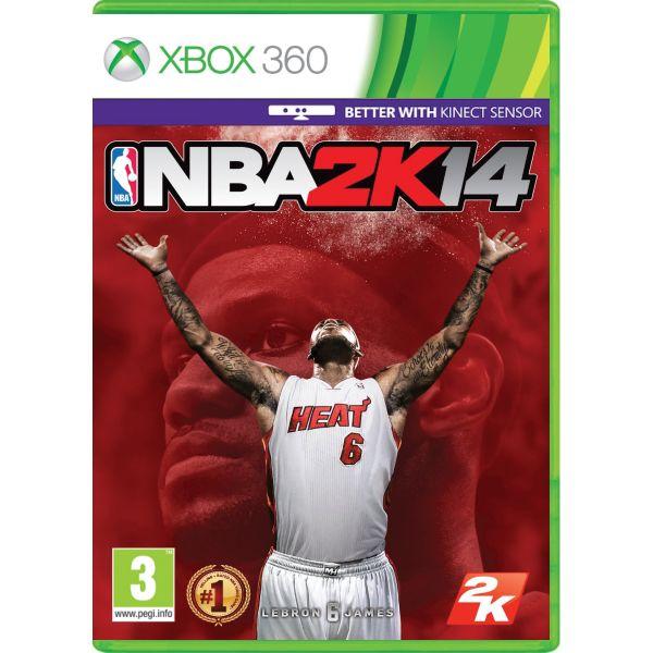 NBA 2K14 [XBOX 360] - BAZÁR (použitý tovar)