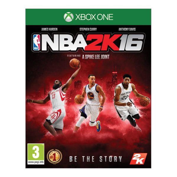 NBA 2K16 [XBOX ONE] - BAZÁR (použitý tovar)