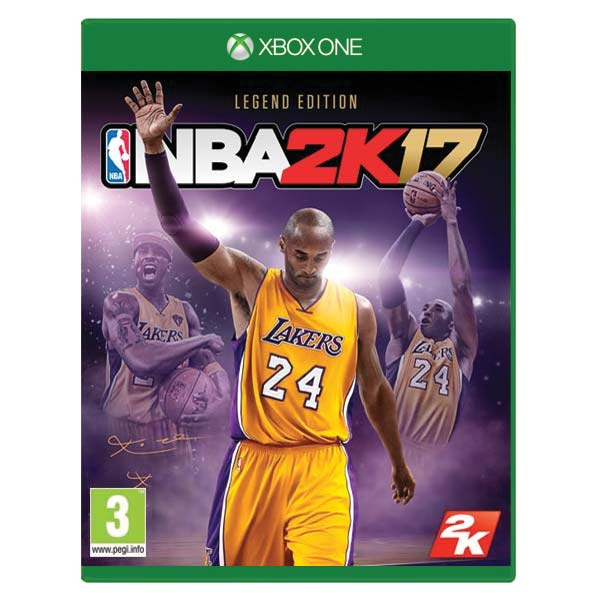 NBA 2K17 (Legend Edition)