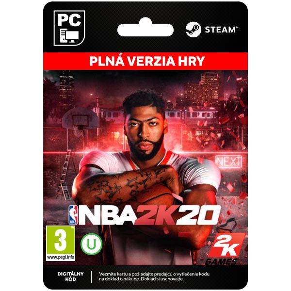 NBA 2K20 [Steam]
