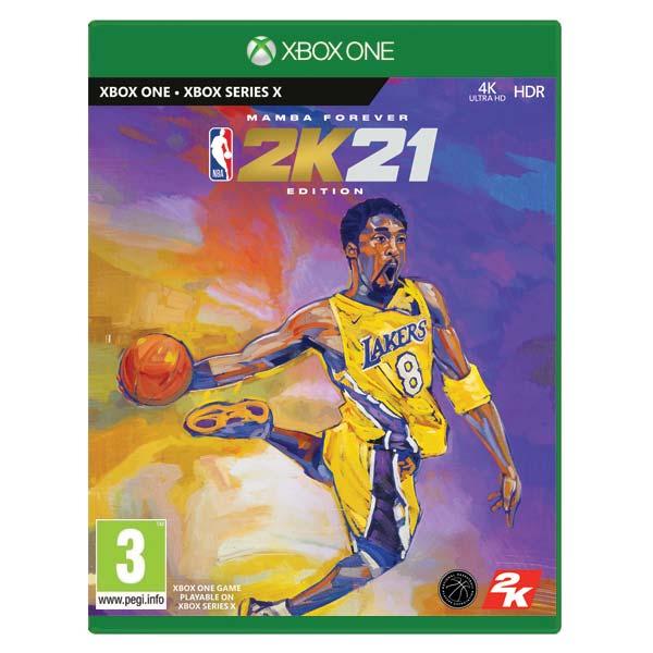 NBA 2K21 (Mamba Forever Edition) XBOX ONE