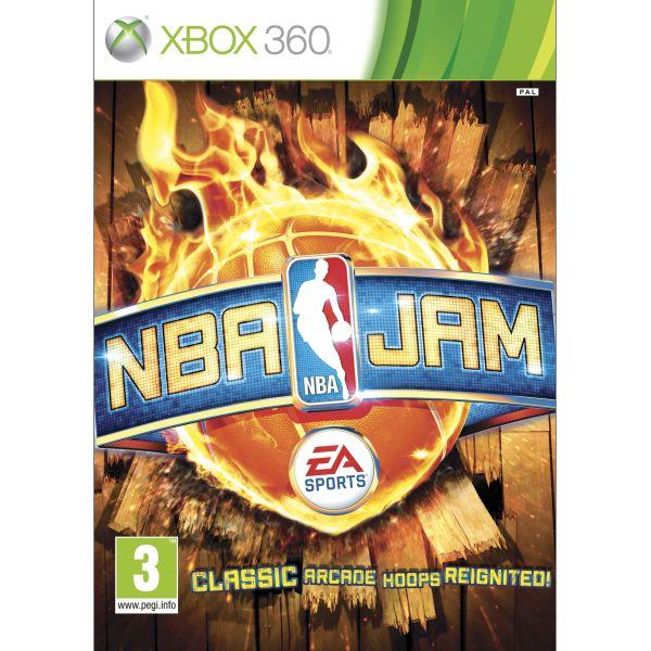 NBA Jam [XBOX 360] - BAZÁR (použitý tovar)