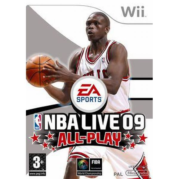 NBA Live 09: All Play