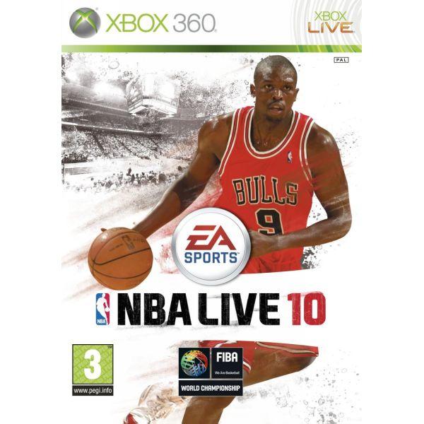 NBA Live 10