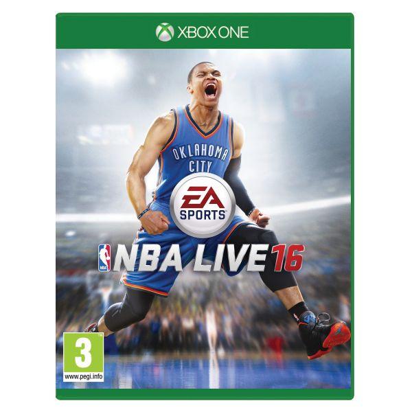 NBA Live 16 [XBOX ONE] - BAZÁR (použitý tovar)