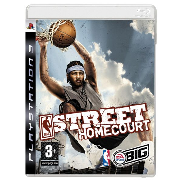 NBA Street Homecourt [PS3] - BAZÁR (použitý tovar)