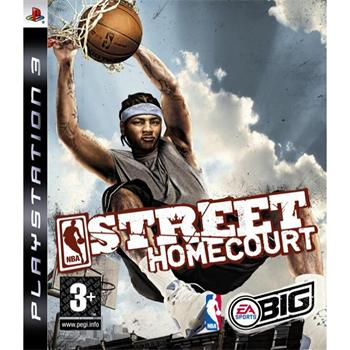 NBA Street Homecourt [PS3] - BAZ�R (pou�it� tovar)