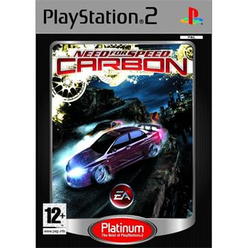 Need for Speed: Carbon -PS2 - BAZ�R (pou�it� tovar)