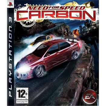 Need for Speed: Carbon-PS3 - BAZ�R (pou�it� tovar)