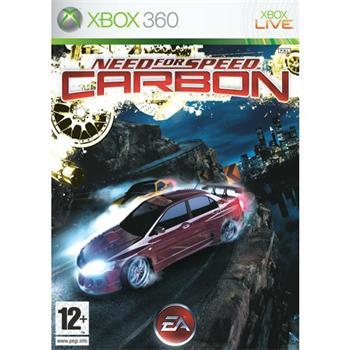 Need for Speed: Carbon - talianska verzia [XBOX 360] - BAZÁR (použitý tovar)