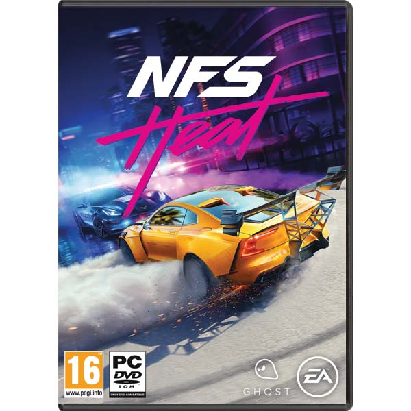 Need for Speed: Heat PC CD-key