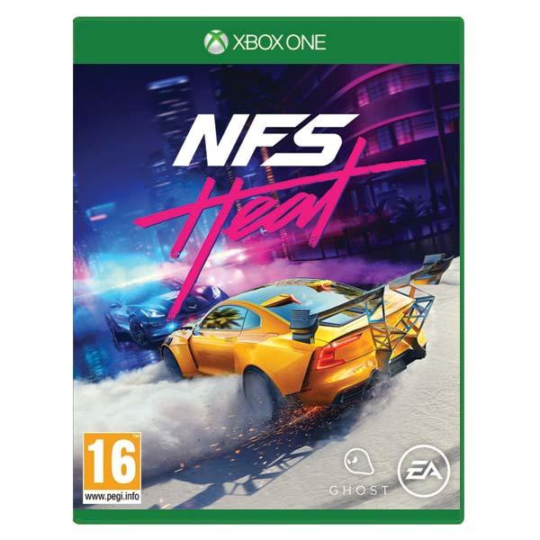 Need for Speed: Heat [XBOX ONE] - BAZÁR (použitý tovar)