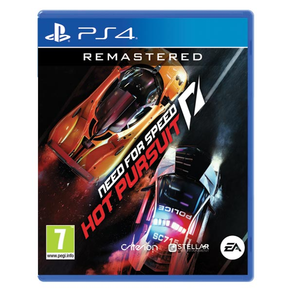 Need for Speed: Hot Pursuit (Remastered) PS4