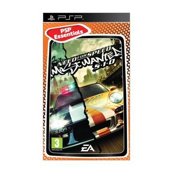 Need for speed: Most Wanted 5-1-0 [PSP] - BAZÁR (použitý tovar)